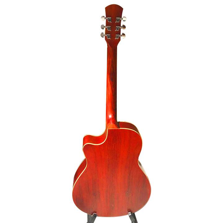 Đàn guitar acoustic SVA2 - gỗ nguyên tấm có ty dễ tập độ bền cao