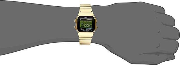 Đồng hồ Nam Timex Classic Digital - T78677 (34mm)