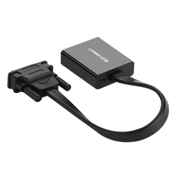 Bộ Chuyển Đổi DVI Sang VGA Ugreen 40259 - Hàng Chính Hãng