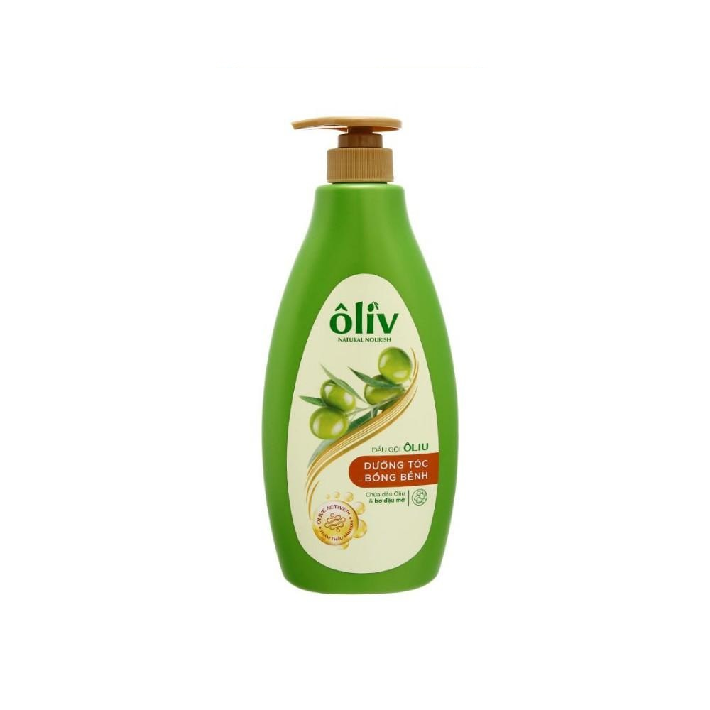 Dầu gội Ôliv dưỡng tóc bồng bềnh (650ml)
