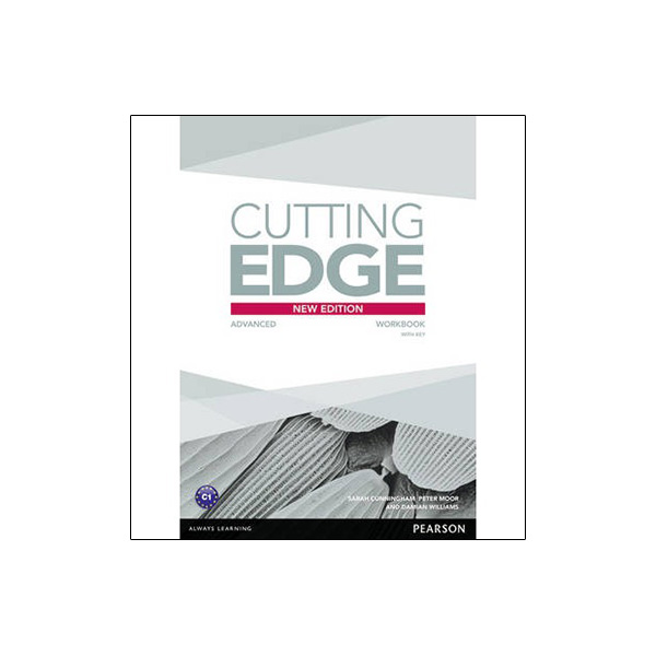 Cutting Edge Advanced Workbook with Key