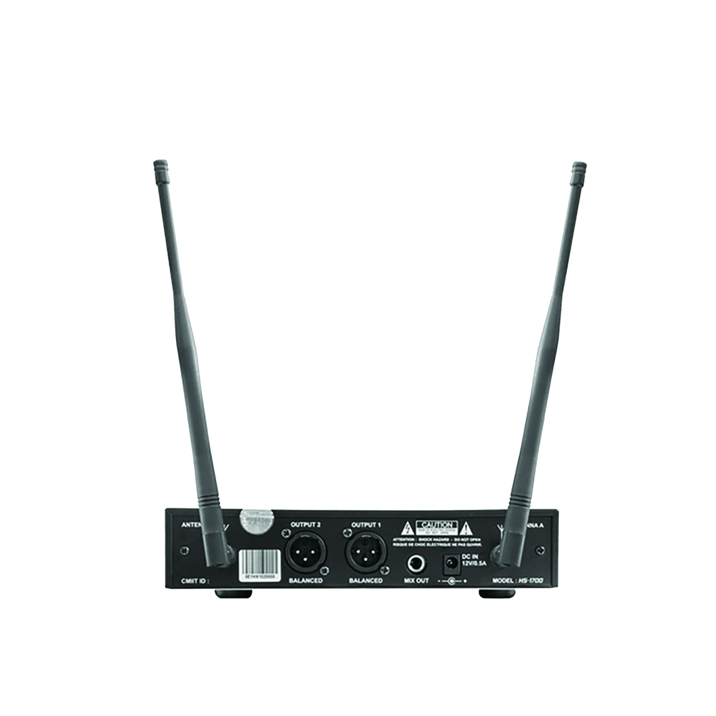 Micro không dây MUSICWAVE HS-1700   Hàng Nhập Khẩu