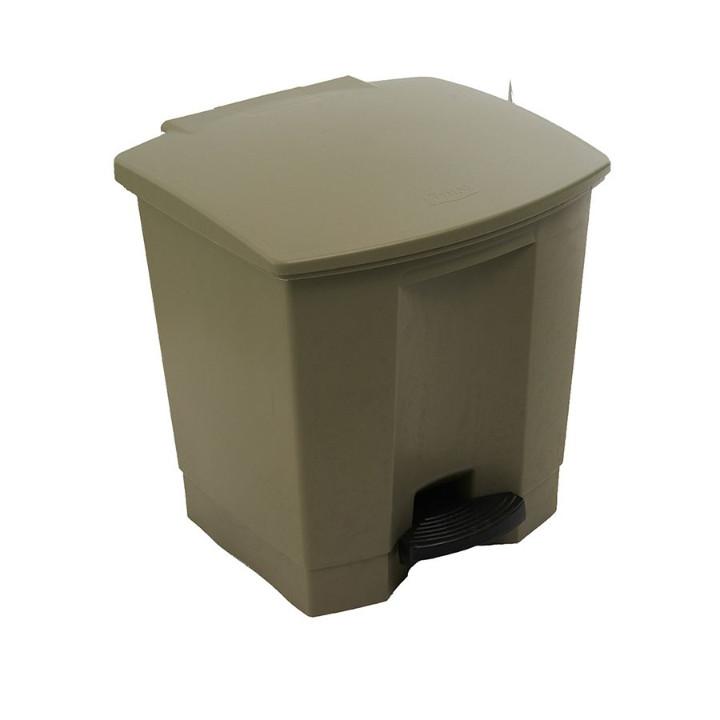 Thùng rác nhựa có nắp bật chống ồn 30L Thương hiệu Trust