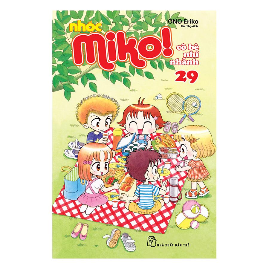 Nhóc Miko! Cô Bé Nhí Nhảnh (Tập 29)