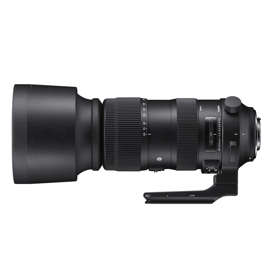Ống Kính Sigma 60-600 F4.5-6.3 DG OS HSM Sport For Canon - Hàng Chính Hãng