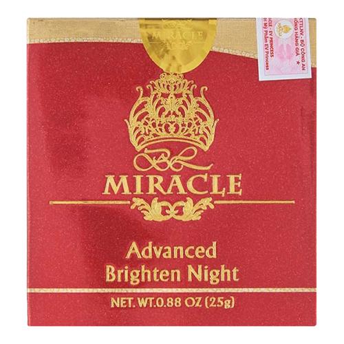 Kem Dưỡng Trắng Da Ban Đêm BL Miracle Advanced Brighten Night (25g)