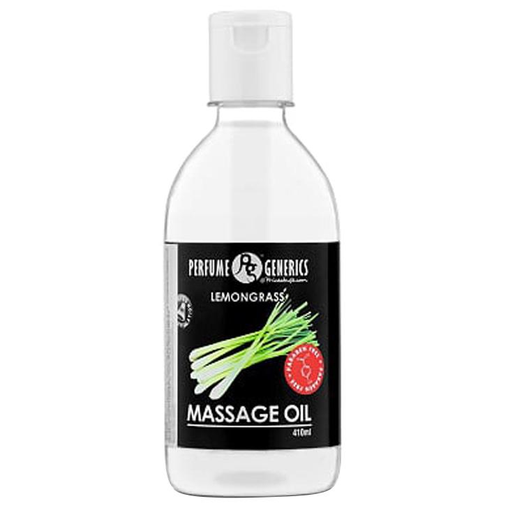 Dầu massage hương sả chanh 410ml