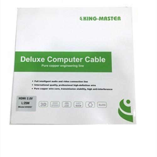 CÁP HDMI KM 2.0V 25M KH207,CÁP HDMI 25M CHUẨN 2.0-HÀNG CHÍNH HÃNG