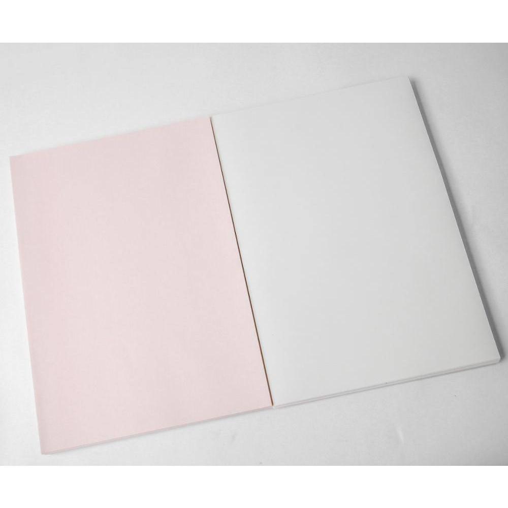 Combo 10 tập giấy in chuyển nhiệt đế hồng A3
