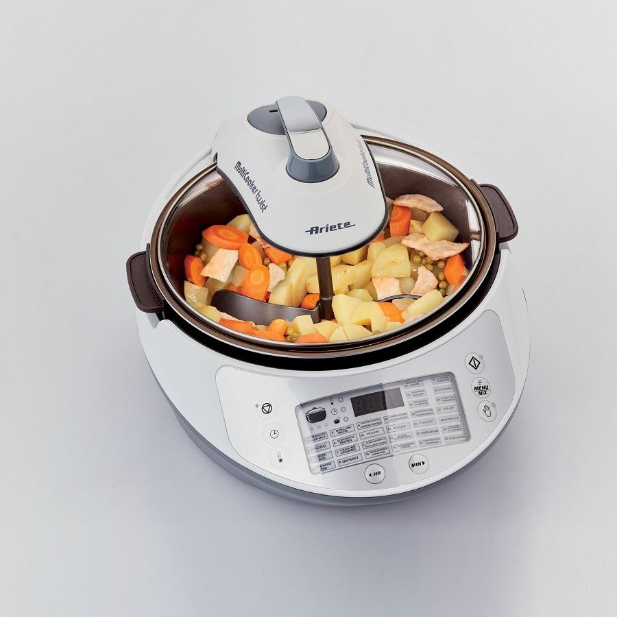 Nồi Nấu Đa Năng Ariete Multicooker MOD.2945 (5L) - Hàng chính hãng