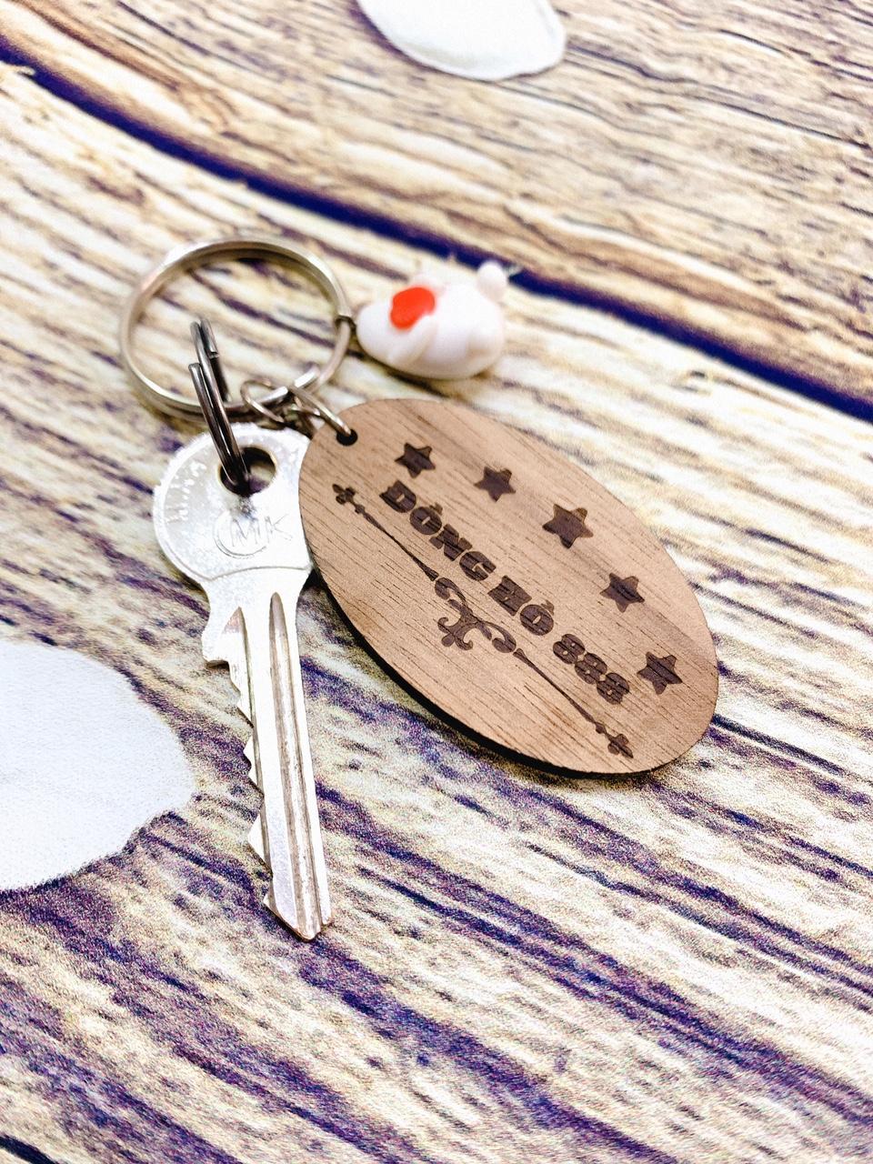Đồng Hồ Nữ Halei HL540 Dây da nâu mặt đen (Tặng pin Nhật sẵn trong đồng hồ + Móc Khóa gỗ Đồng hồ 888 y hình)