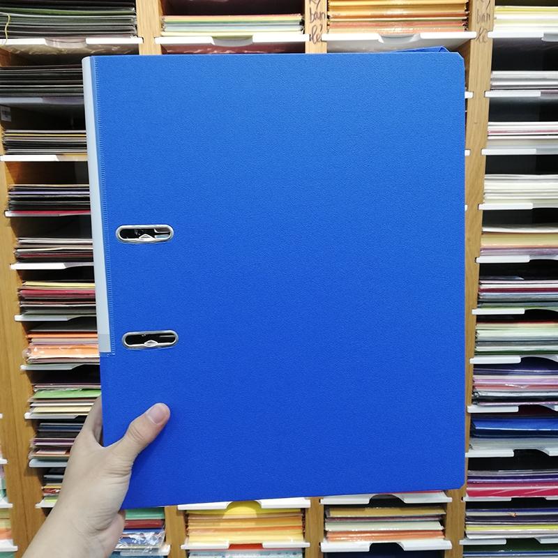 Bìa còng bật F4 5cm 2793 GSV Xanh dương