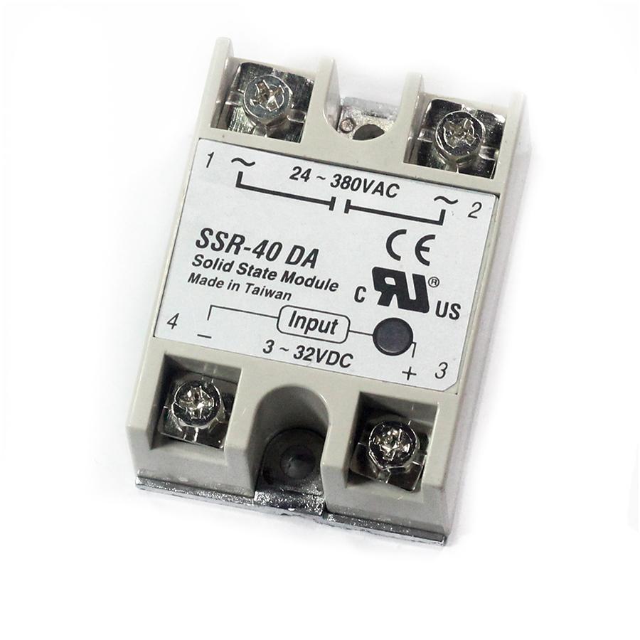 Relay bán dẫn fotek SSR-40 DA