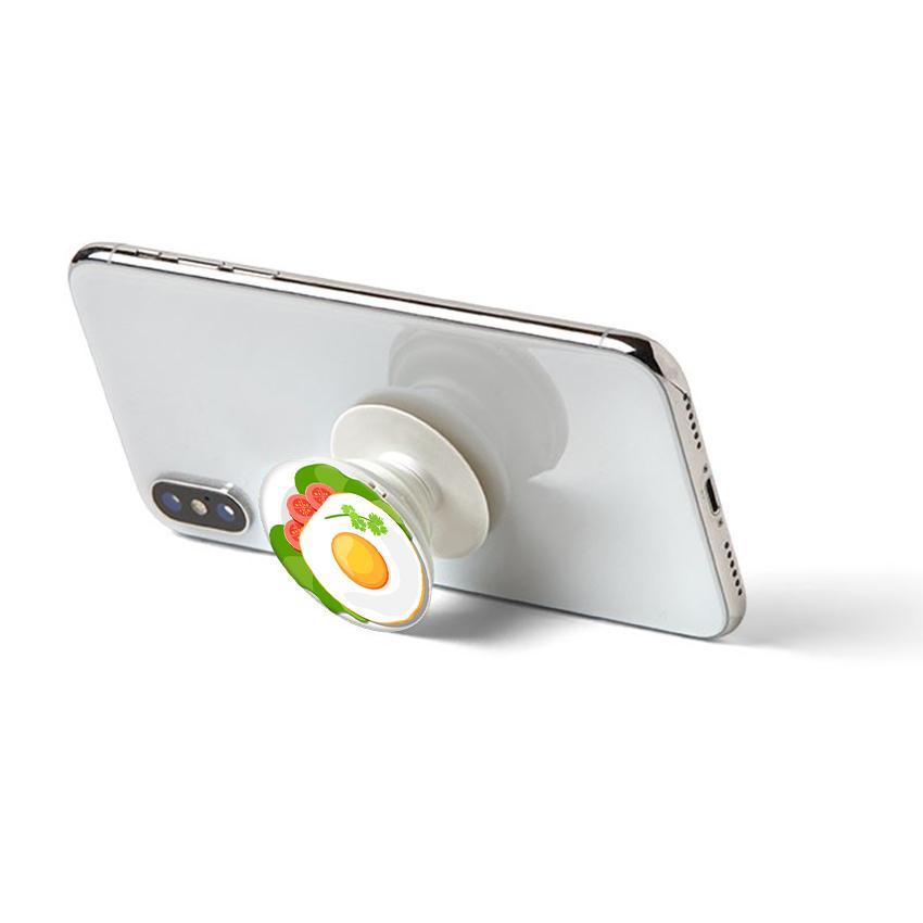 Gía đỡ điện thoại đa năng, tiện lợi - Popsocket - In hình ỐP LẾT 02 - Hàng Chính Hãng