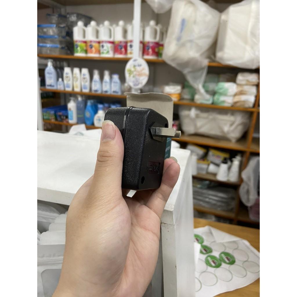 CỤC ĐỔI NGUỒN ĐIỆN 220V SANG 110V dành cho máy đuổi muỗi & các thiết bị điện khác (Công suất dưới 30w)