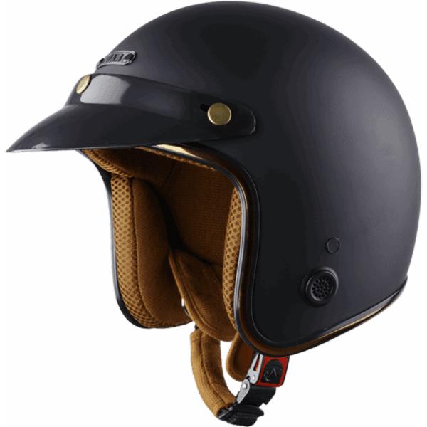 Mũ Bảo Hiểm 3/4 RONA R8 Freesize Vòng Đầu 55-59cm - Hàng Chính Hãng