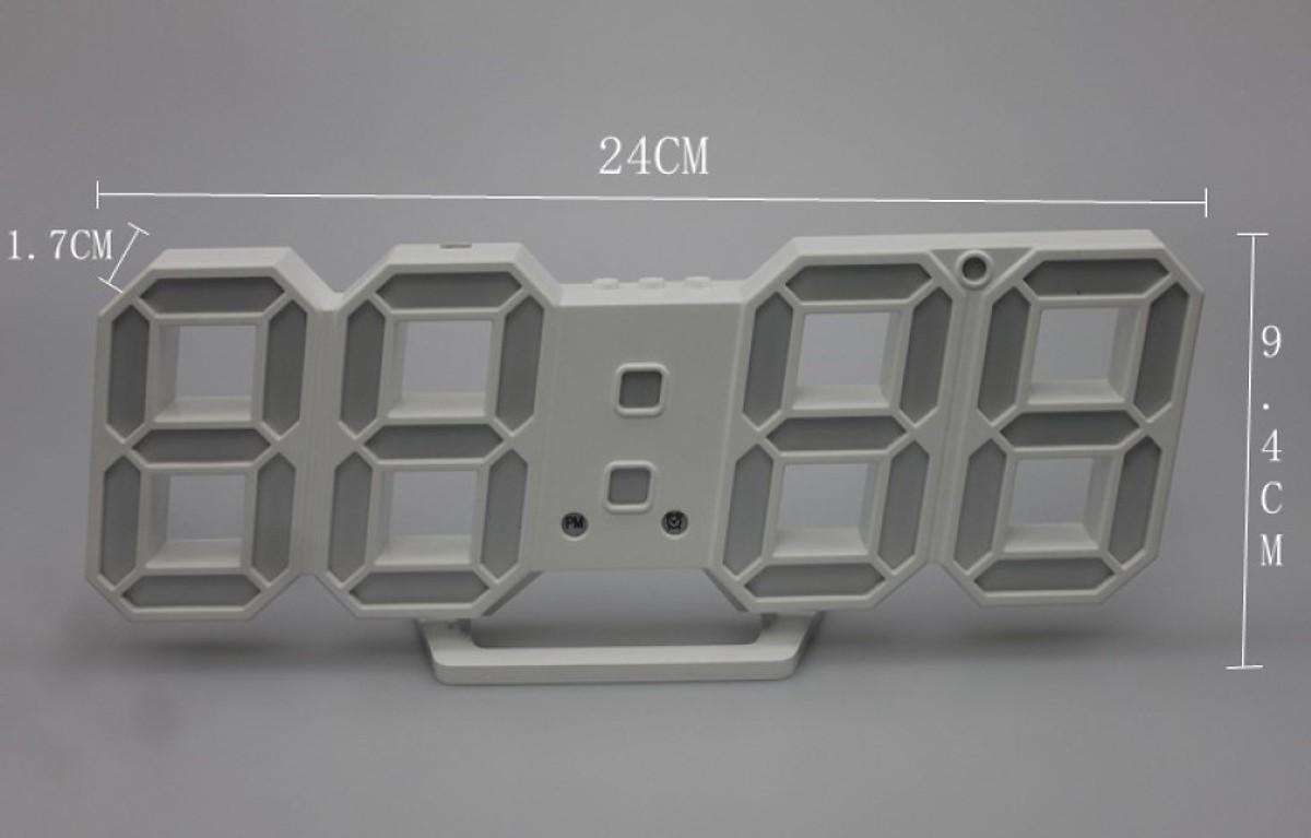 Đồng hồ 3D Canino Cao Cấp