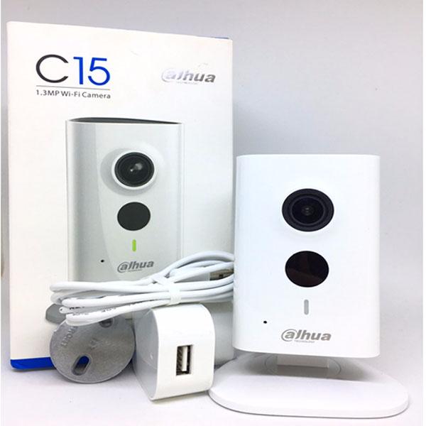 Camera IP Wifi không dây IPC-C15P