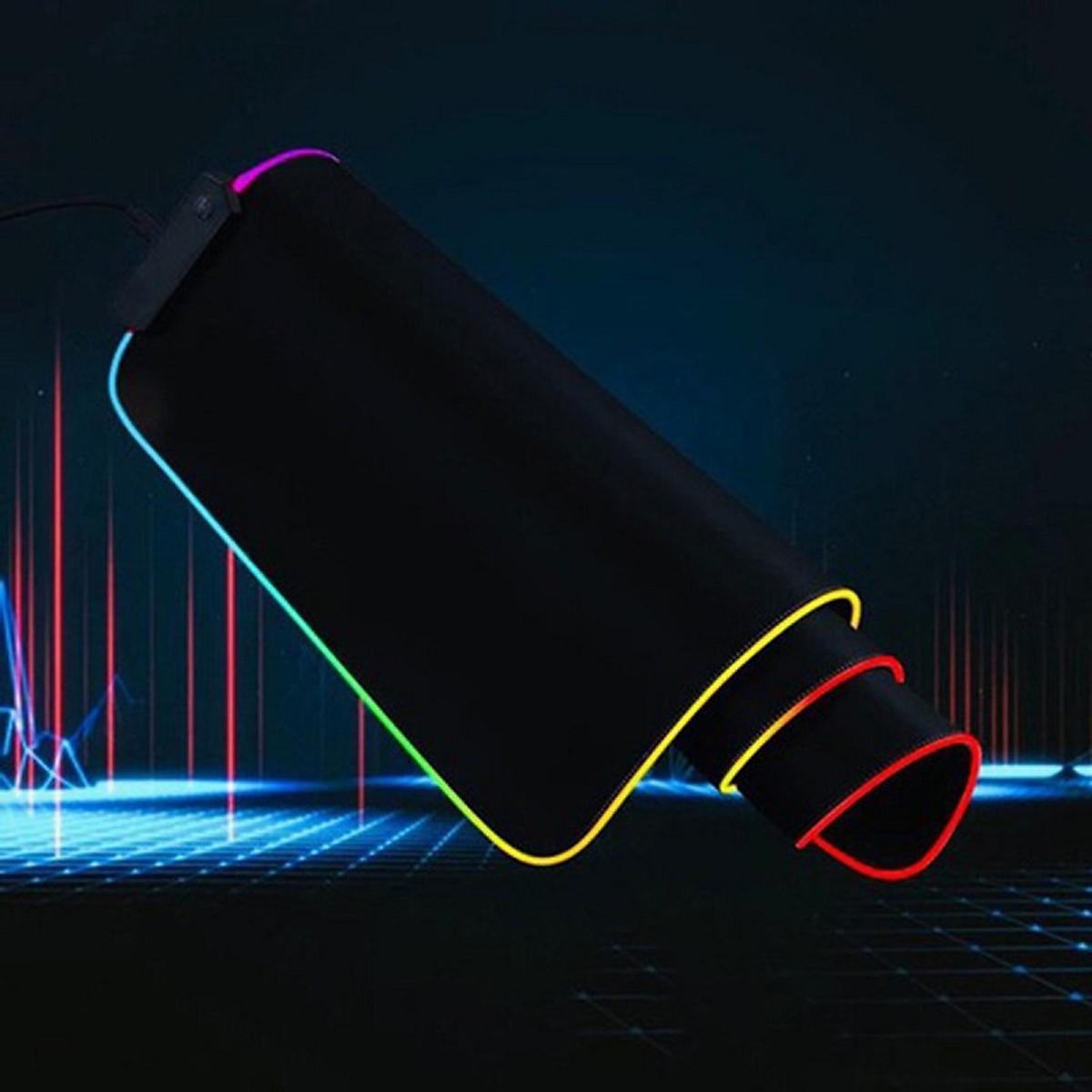 Bàn Di Chuột Game Thủ có Led RGB kích thước 80x30x0,4cm