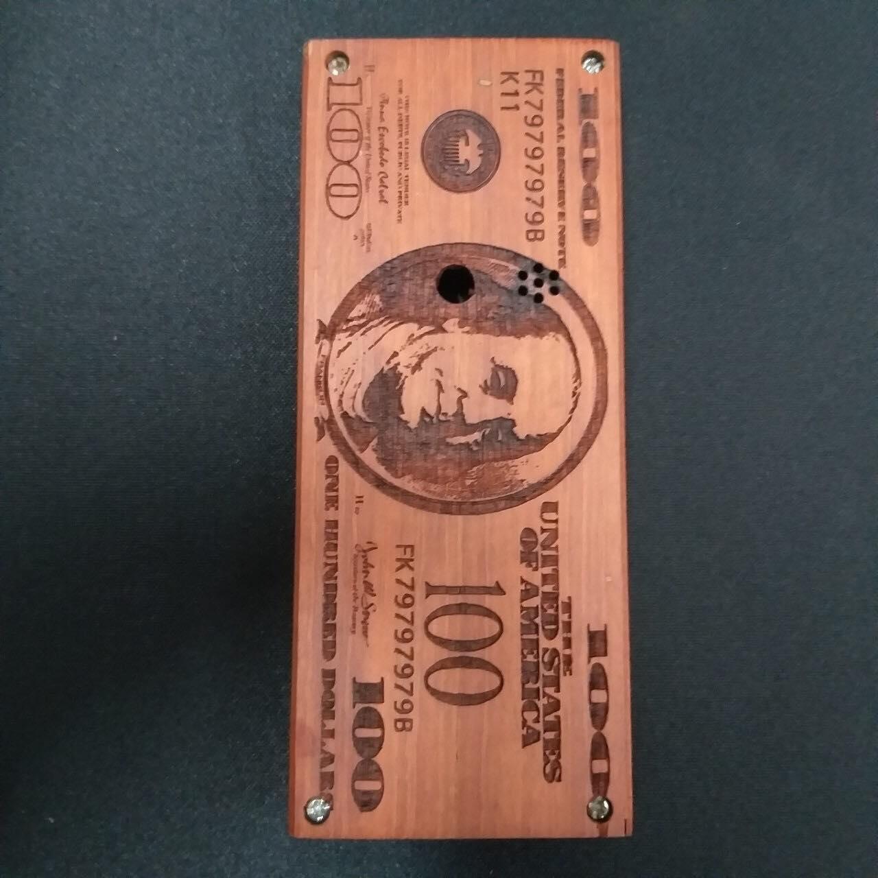 Vỏ gỗ 6300 mẫu Đô la