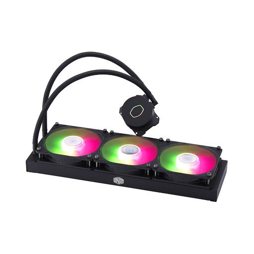 Tản nhiệt nước CPU AIO Cooler Master MasterLiquid ML 360L ARGB V2 - Hàng Chính Hãng