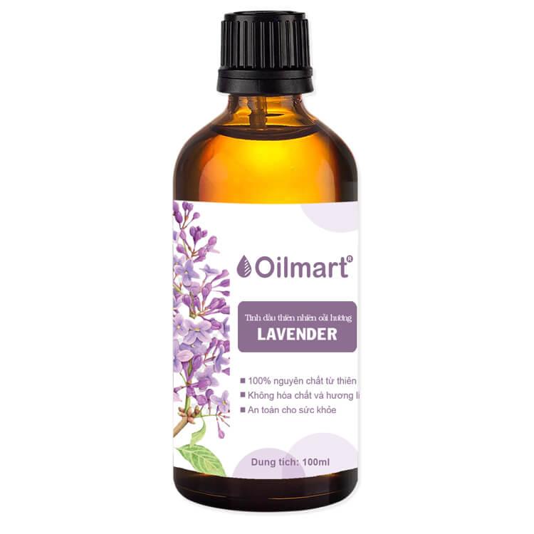 Tinh Dầu Thiên Nhiên Oải Hương Oilmart Lavender Essential Oil 100ml
