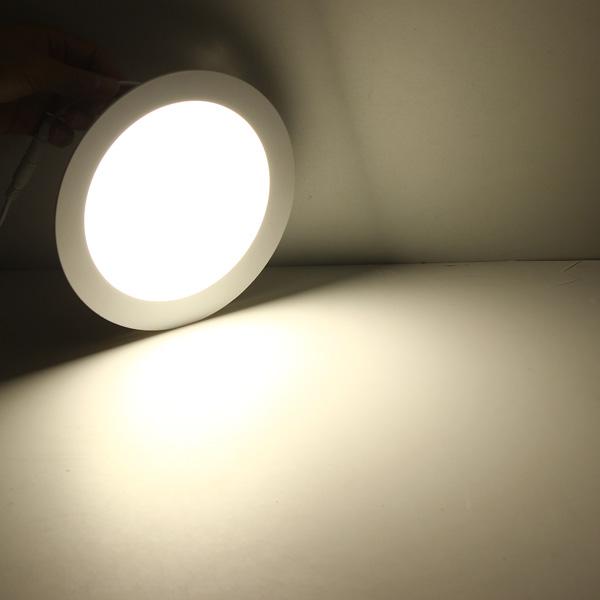 Đèn âm trần 15W tròn sáng trung tính SM-T-TT-15