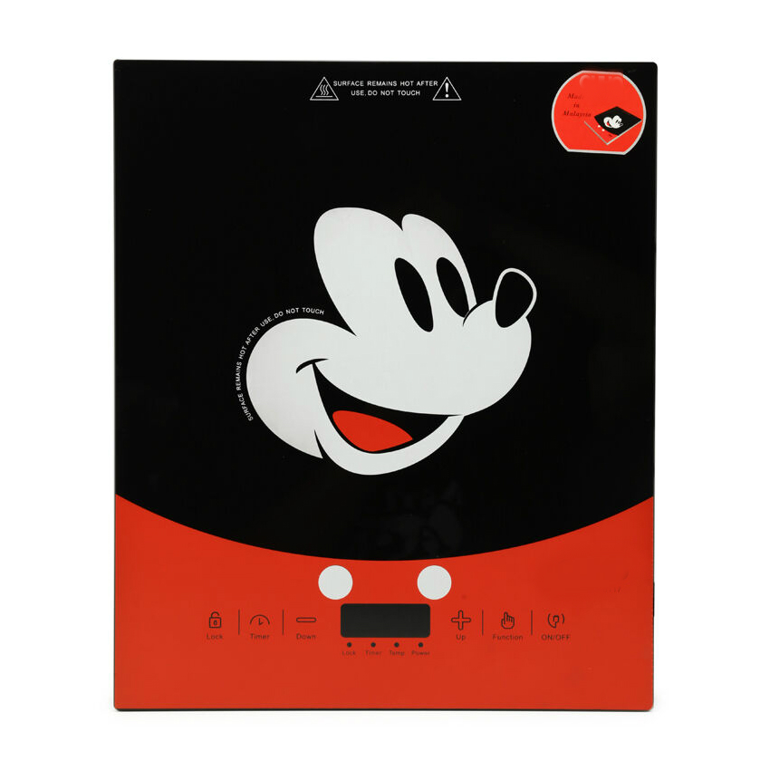 Bếp điện từ BT17A 2000W - bếp từ Mickey (Tặng Nồi Lẩu) - Hàng Chính Hãng
