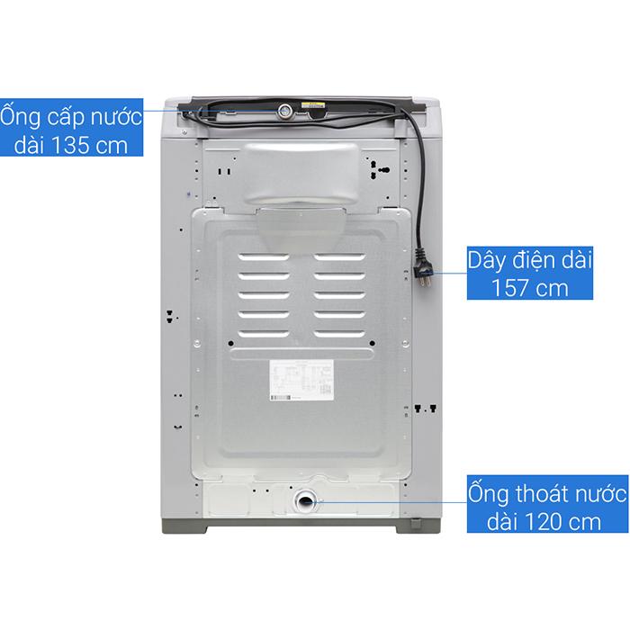 Máy Giặt Inverter LG T2108VSPM2 (8kg) - Hàng Chính Hãng - Chỉ Giao Tại Hà Nội