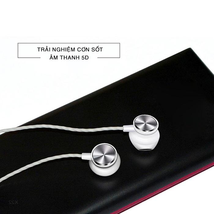 Tai nghe xoắn ốc Ossan Moza-02 âm thanh êm dịu - Hàng chính hãng