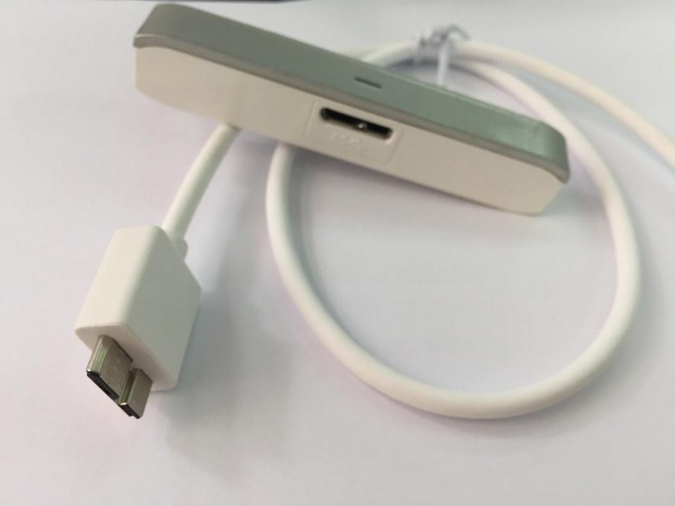 Cáp Sata Cắm Vào Ổ Cứng Laptop Chuẩn 2.5  USB 3.0