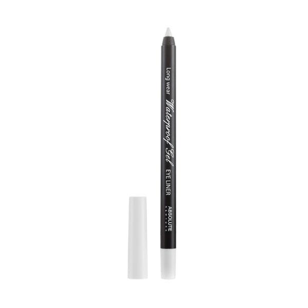 Gel Kẻ Mắt Absolute New York Waterproof Gel Eye Liner NFB91 - White (5g)