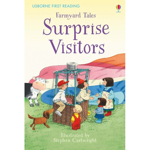Usborne Surprise Visitors