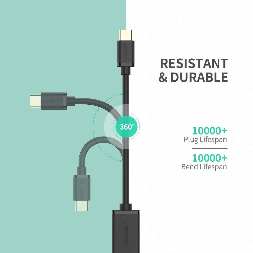 Cáp OTG USB Type C to USB 3.0 Ugreen 30701 - Hàng chính hãng
