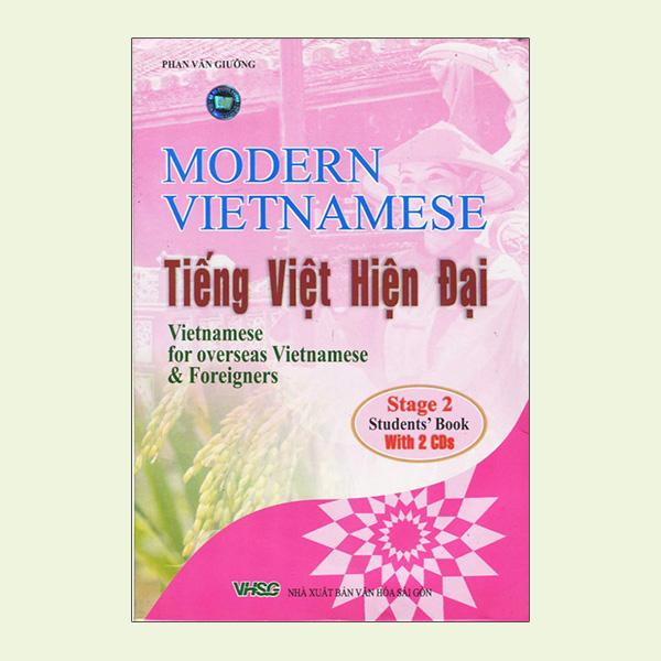 Tiếng Việt Hiện Đại - Modern Vietamese Stage 2 + 2CDs