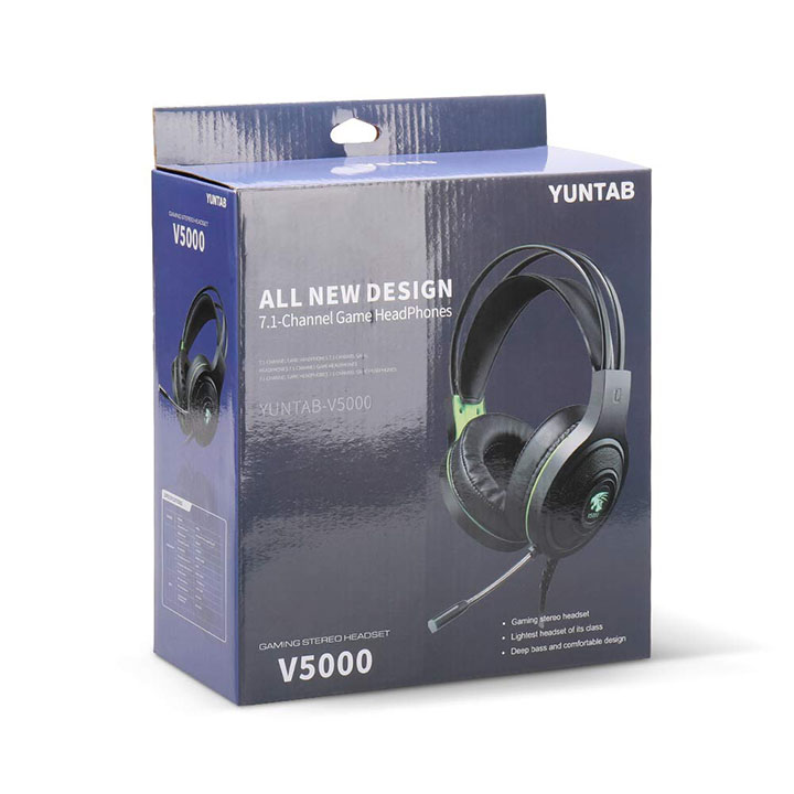 Tai nghe chơi game dành cho game thủ V5000