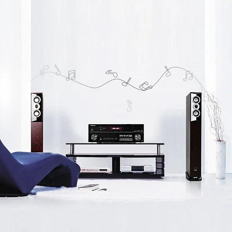 Dây cáp âm thanh giắc hình bắp chuối, vỏ cáp bọc PVC bện nylon cao cấp dài 1m UGREEN AV152 50536 - Hàng chính hãng