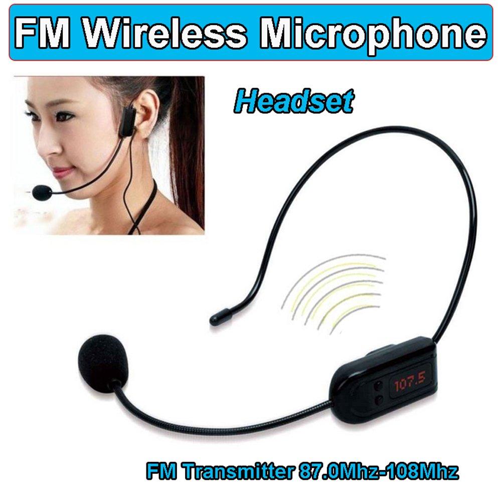Micro không dây cho máy trợ giảng FM Wireless Micro phone FM-XXD 018