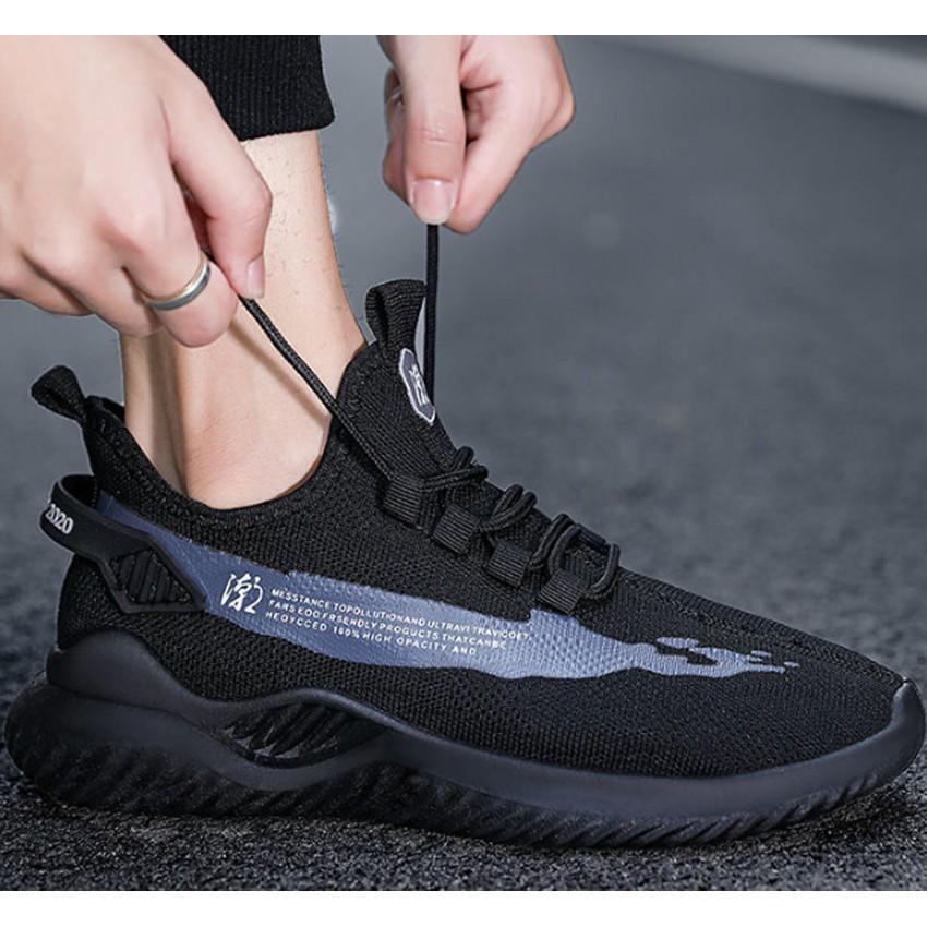 Giầy thể thao nam,giầy sneaker chữ hoa TNX 19