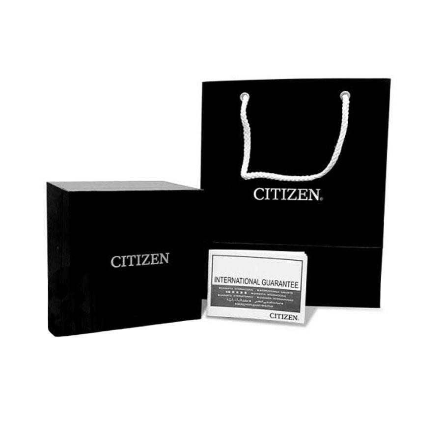 Đồng Hồ Citizen C7 Dây Da Cơ-Automatic NH8390-11X - Mặt Đỏ (40mm)