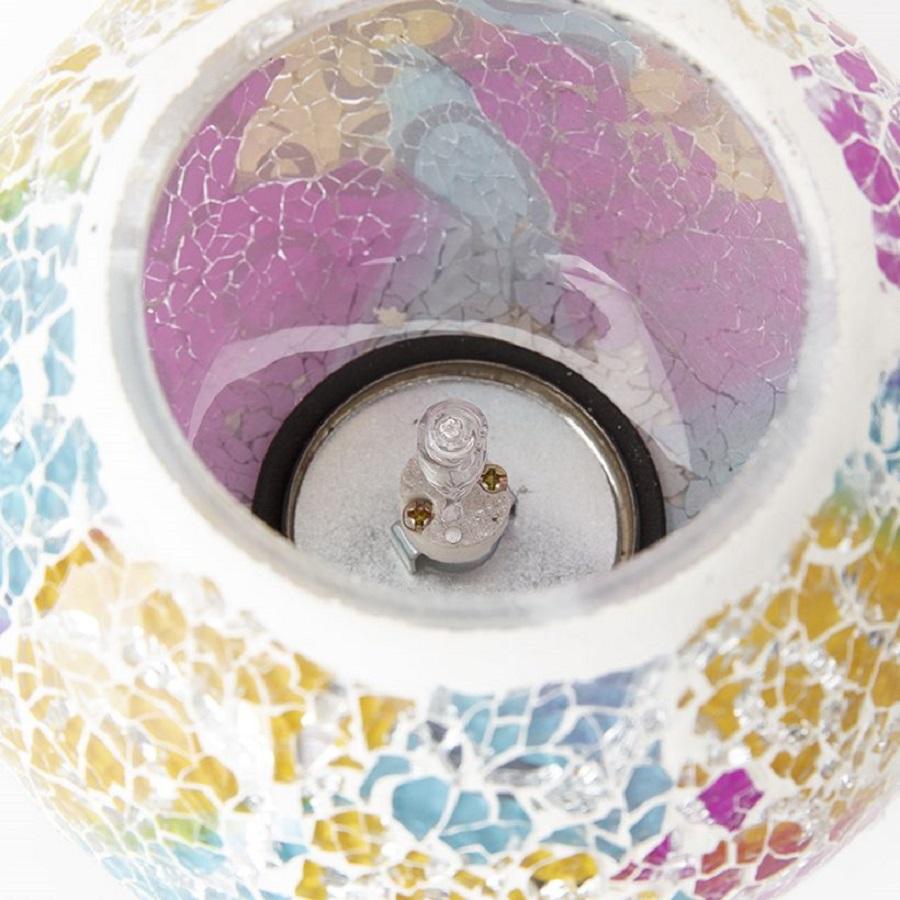 Đèn xông tinh dầu pha lê Lasante DXG-01