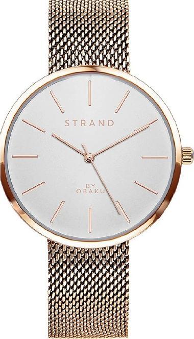 Đồng hồ đeo tay nữ hiệu Obaku S700LXVIMV