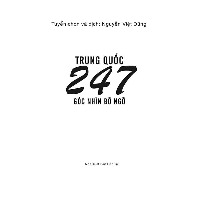 Combo 2 sách: Trung Quốc 247: Góc nhìn Bỡ Ngỡ + Trung Quốc 247: Mái nhà thân thuộc (Trung – Pinyin – Việt, Có Audio) + DVD quà tặng