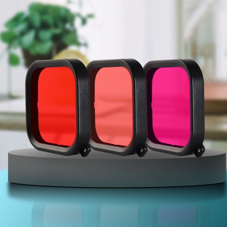 Phụ kiện bộ lọc & vòng bảo vệ ống kính lens gopro hero 8 Gopro 8
