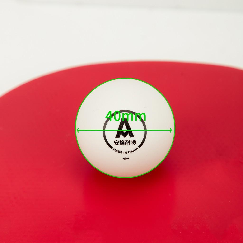 Quả bóng bàn Agnite - Hộp 60 quả - F2390W