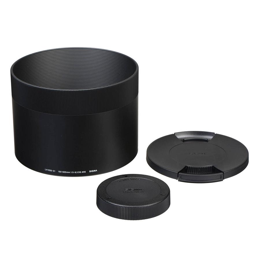 Ống Kính Sigma 150-600 F5-6.3 DG OS HSM Contemporary For Nikon - Hàng Chính Hãng