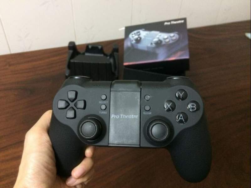 Tay Cầm Chơi Game Pro Theatre 3.0 Kết Nối Bluetooth Hỗ Trợ Android