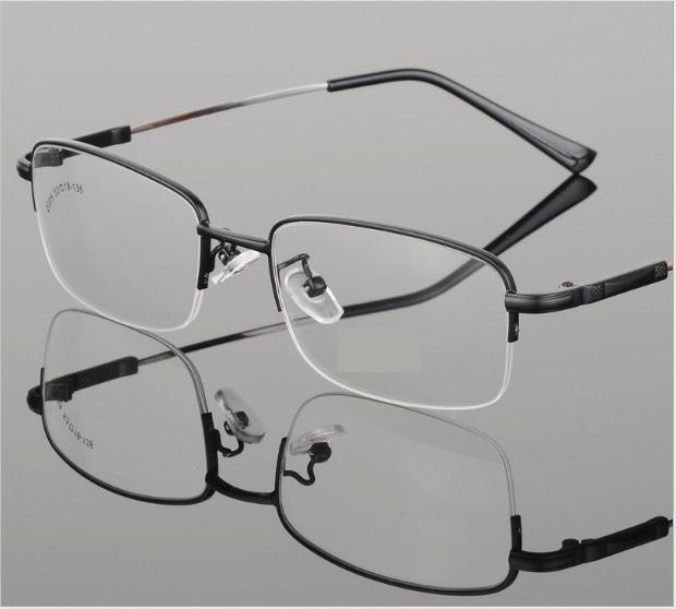 Gọng kính  thời trang thay mắt cận viễn loạn siêu dẻo mắt vuông cực sang cao cấp HTTPKV3670KVT mắt kính chống bụi cực sáng