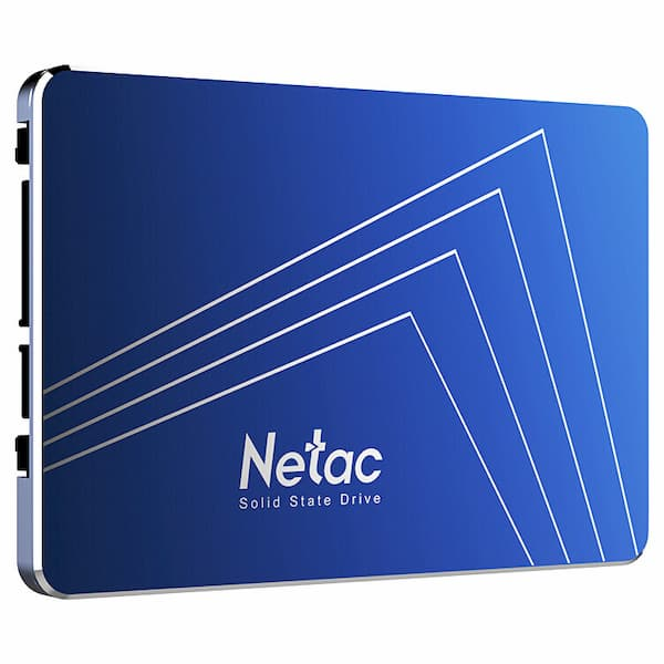 Ổ Cứng SSD Netac N600S 1TB 2.5 inch SATA iii - Hàng Nhập Khẩu