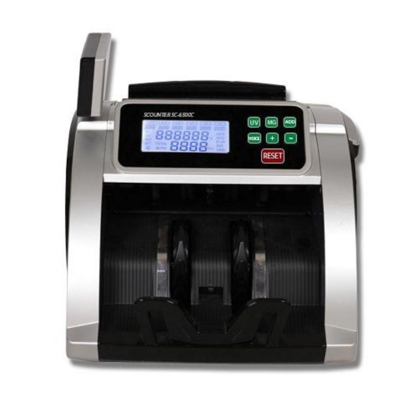 Máy đếm tiền SCounter ZJ-6500 - Hàng Chính Hãng - Máy đếm tiền ...